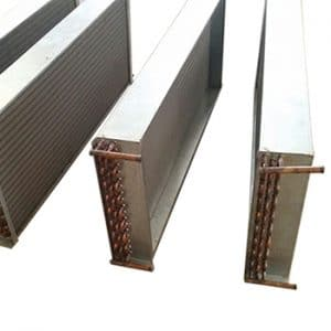 EVAPORATED COOLING COILS