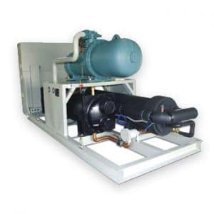 WATER COOLED COMPACT CHILLERS